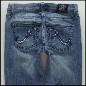 Rock Republic Kasandra BootCut Jeans Women 8M #819